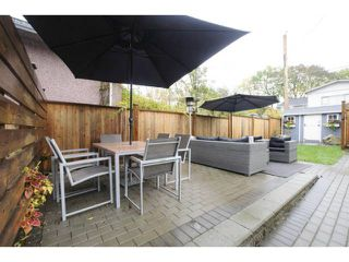 Photo 17: 850 W 19TH AV in Vancouver: Cambie House for sale (Vancouver West)  : MLS®# V1092664