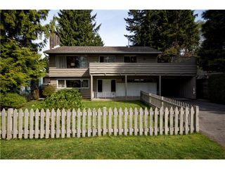 Main Photo: 842 E 29 Street in North Vancouverr: Lynn Valley House for sale (North Vancouver)  : MLS®# v1128688