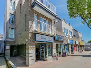 Photo 1: 208 3939 HASTINGS STREET in Burnaby: Vancouver Heights Condo for sale (Burnaby North)  : MLS®# R2078588