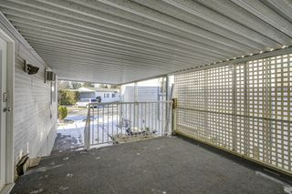 Photo 17: 46 31313 Livingstone Avenue in Abbotsford: Abbotsford West Manufactured Home for sale : MLS®# R2337850