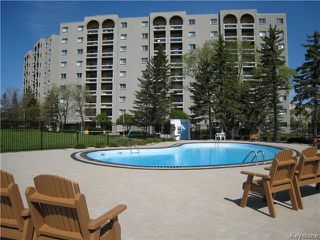 Photo 1: 805 - 3000 Pembina: Condominium for sale (1K)  : MLS®# 1528146