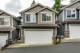 "Photo 1: 6 11384 BURNETT Street in Maple Ridge: East Central Townhouse for sale in ""MAPLE CREEK LIVING"" : MLS®# R2414038"