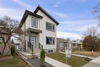 Main Photo: 10917 68 Avenue in Edmonton: Zone 15 Duplex Front and Back for sale : MLS®# E4186605