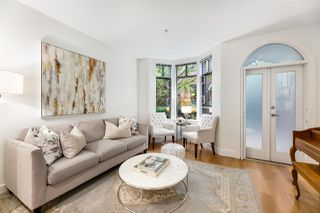 """Main Photo: 836 W 6TH Avenue in Vancouver: Fairview VW Townhouse for sale in """"Boxwood Green"""" (Vancouver West)  : MLS®# R2457381"""