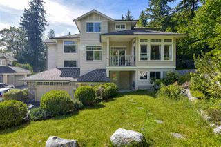 Photo 1: 8 MOSSOM CREEK Drive in Port Moody: North Shore Pt Moody House 1/2 Duplex for sale : MLS®# R2469801