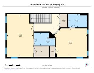 Photo 43: 34 PRESTWICK Gardens SE in Calgary: McKenzie Towne Row/Townhouse for sale : MLS®# A1026809