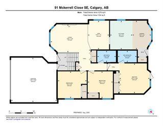 Photo 20: 91 MCKERRELL Close SE in Calgary: McKenzie Lake Detached for sale : MLS®# A1032538