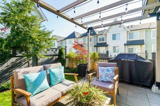 "Photo 3: 8 8138 204 Street in Langley: Willoughby Heights Townhouse for sale in ""Ashbury and Oak"" : MLS®# R2507978"