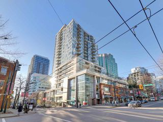 Main Photo: 902 821 CAMBIE Street in Vancouver: Downtown VW Condo for sale (Vancouver West)  : MLS®# R2521293
