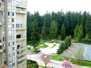 """Photo 8: 1406 4300 MAYBERRY Street in Burnaby: Metrotown Condo for sale in """"TIMES SQUARE"""" (Burnaby South)  : MLS®# V943379"""