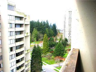 """Photo 10: 1406 4300 MAYBERRY Street in Burnaby: Metrotown Condo for sale in """"TIMES SQUARE"""" (Burnaby South)  : MLS®# V943379"""