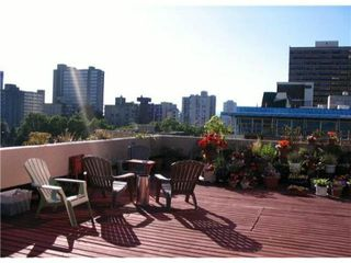 "Photo 1: 400 1455 ROBSON Street in Vancouver: West End VW Condo for sale in ""COLONNADE"" (Vancouver West)  : MLS®# V975379"