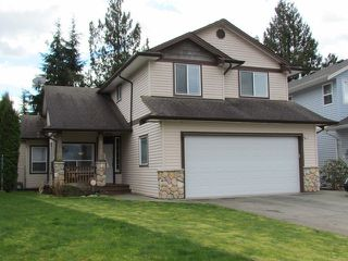 Photo 1: 32982 HAWTHORNE AV in Mission: Mission BC House for sale : MLS®# F1308662