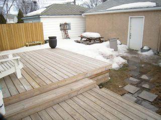 Photo 19: 208 Sydney Avenue in WINNIPEG: East Kildonan Residential for sale (North East Winnipeg)  : MLS®# 1306425