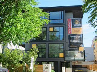 Photo 1: 568 E 7TH Avenue in Vancouver: Mount Pleasant VE Condo for sale (Vancouver East)  : MLS®# V1073210
