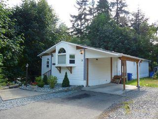 Photo 2: 9 2785 Wallbank Rd in SHAWNIGAN LAKE: ML Shawnigan Manufactured Home for sale (Malahat & Area)  : MLS®# 678498