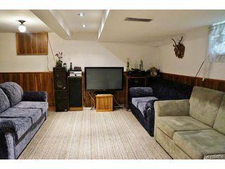 Photo 16: 46 Hallet Street in WINNIPEG: North End Residential for sale (North West Winnipeg)  : MLS®# 1419314
