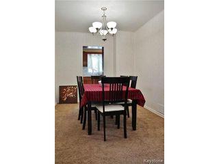 Photo 6: 46 Hallet Street in WINNIPEG: North End Residential for sale (North West Winnipeg)  : MLS®# 1419314