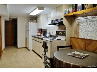 Photo 17: 46 Hallet Street in WINNIPEG: North End Residential for sale (North West Winnipeg)  : MLS®# 1419314