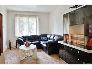Photo 8: 46 Hallet Street in WINNIPEG: North End Residential for sale (North West Winnipeg)  : MLS®# 1419314