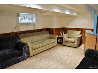 Photo 15: 46 Hallet Street in WINNIPEG: North End Residential for sale (North West Winnipeg)  : MLS®# 1419314