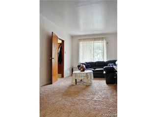 Photo 7: 46 Hallet Street in WINNIPEG: North End Residential for sale (North West Winnipeg)  : MLS®# 1419314