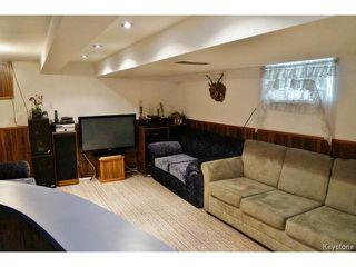 Photo 14: 46 Hallet Street in WINNIPEG: North End Residential for sale (North West Winnipeg)  : MLS®# 1419314