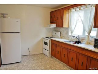 Photo 5: 46 Hallet Street in WINNIPEG: North End Residential for sale (North West Winnipeg)  : MLS®# 1419314