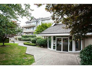 "Photo 1: 201 5556 201A Street in Langley: Langley City Condo for sale in ""Michaud Gardens"" : MLS®# F1421361"