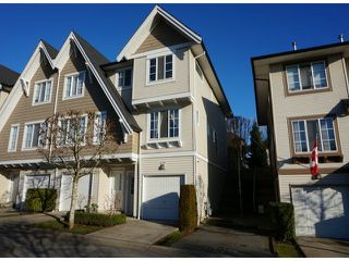 Photo 1: # 20 20560 66TH AV in Langley: Willoughby Heights Condo for sale : MLS®# F1429636