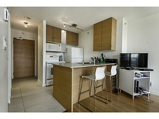 Main Photo: # 808 909 MAINLAND ST in Vancouver: Yaletown Condo for sale (Vancouver West)  : MLS®# V1111452