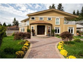 Photo 1: 2901 Paisley Road in NORTH VANCOUVER: Capilano NV House for sale (North Vancouver)  : MLS®# V1100720