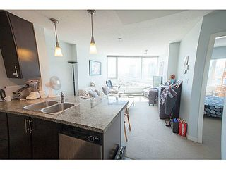 Photo 2: 1210 688 Abbott Street in : Downtown Condo for sale (Vancouver West)  : MLS®# V1137293