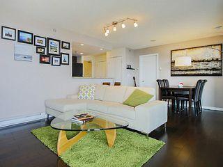 Photo 2: # 1403 120 MILROSS AV in Vancouver: Mount Pleasant VE Condo for sale (Vancouver East)  : MLS®# V1139819