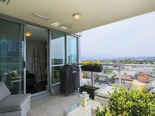Photo 11: # 1403 120 MILROSS AV in Vancouver: Mount Pleasant VE Condo for sale (Vancouver East)  : MLS®# V1139819
