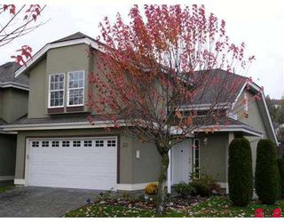"Photo 1: 2068 WINFIELD Drive in Abbotsford: Abbotsford East Townhouse for sale in ""THE SUMMIT AT ROSEHILL"" : MLS®# F2626867"