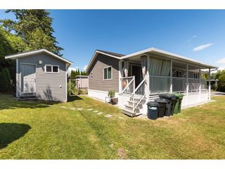Photo 20: 57 1840 160 STREET in Surrey: King George Corridor Manufactured Home for sale (South Surrey White Rock)  : MLS®# R2283012