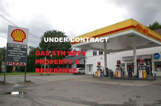 Photo 1: Exclusive Shell Gas Station with Liquor Store: Business with Property for sale