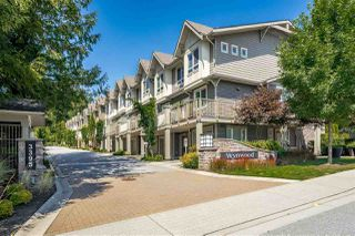 "Photo 1: 29 3395 GALLOWAY Avenue in Coquitlam: Burke Mountain Townhouse for sale in ""WYNWOOD"" : MLS®# R2410841"