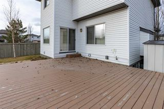Photo 35: 1413 37C Avenue in Edmonton: Zone 30 House for sale : MLS®# E4179088