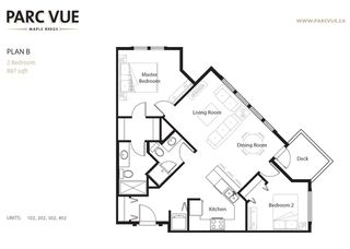 """Photo 14: 402 12040 222 Street in Maple Ridge: West Central Condo for sale in """"PARC VUE"""" : MLS®# R2446216"""