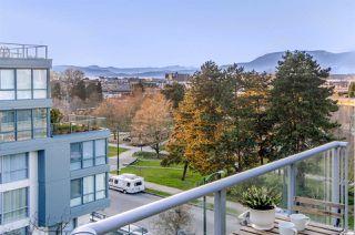 "Photo 3: 604 1425 W 6TH Avenue in Vancouver: False Creek Condo for sale in ""MODENA OF PORTICO"" (Vancouver West)  : MLS®# R2447311"