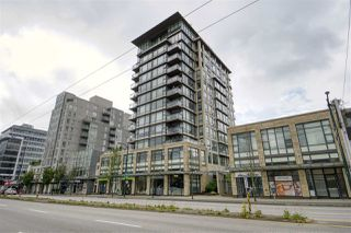 "Main Photo: 703 1068 W BROADWAY in Vancouver: Fairview VW Condo for sale in ""THE ZONE"" (Vancouver West)  : MLS®# R2465668"