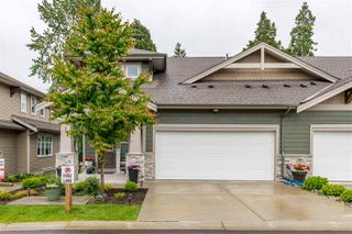 "Photo 1: 37 7138 210 Street in Langley: Willoughby Heights Townhouse for sale in ""Prestwick"" : MLS®# R2473747"