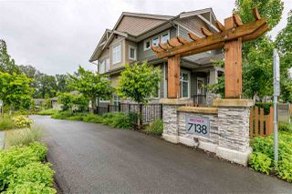 "Photo 39: 37 7138 210 Street in Langley: Willoughby Heights Townhouse for sale in ""Prestwick"" : MLS®# R2473747"
