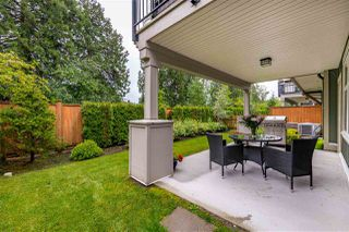 "Photo 35: 37 7138 210 Street in Langley: Willoughby Heights Townhouse for sale in ""Prestwick"" : MLS®# R2473747"
