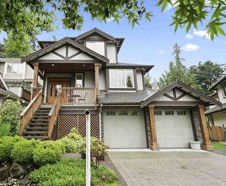 Photo 1: 22838 DOCKSTEADER Circle in Maple Ridge: Silver Valley House for sale : MLS®# R2475744