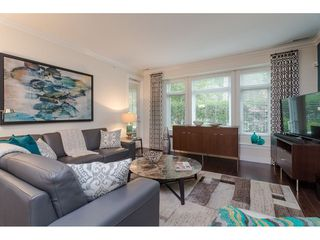 """Photo 9: 108 21707 88TH Avenue in Langley: Walnut Grove Townhouse for sale in """"Woodcroft"""" : MLS®# R2497274"""