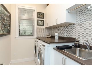 """Photo 29: 108 21707 88TH Avenue in Langley: Walnut Grove Townhouse for sale in """"Woodcroft"""" : MLS®# R2497274"""