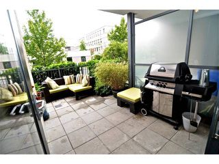"Photo 1: 109 750 W 12TH Avenue in Vancouver: Fairview VW Condo for sale in ""TAPESTRY"" (Vancouver West)  : MLS®# V956628"